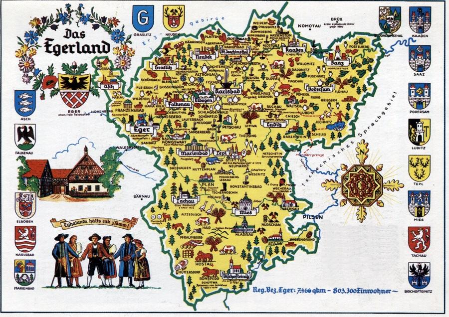 Egerland Vertreibung